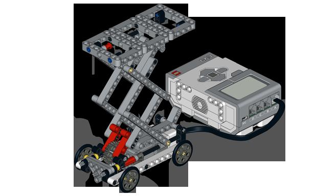 Scissor Lift Lego Instructions: Instructions for firefighter s lift ...